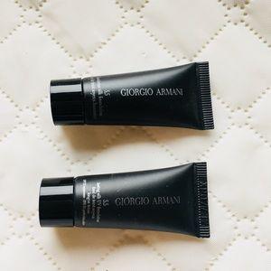 Armani lasting silk uv foundation